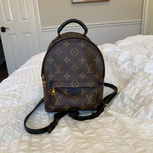 *ON HOLD* Louis Vuitton Palm Springs Mini Backpack